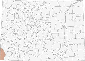 GMU 72 - Dolores and Montezuma Counties