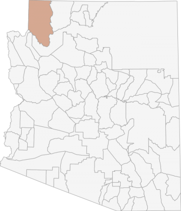 Map Of Arizona Strip.Deer Hunting In Arizona S Game Management Unit 13b Huntscore