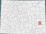 GMU 126 - Kiowa, Bent, and Prowers Counties