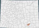 GMU 142 - Las Animas County