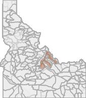 Unit 21A-1X: Salmon Region